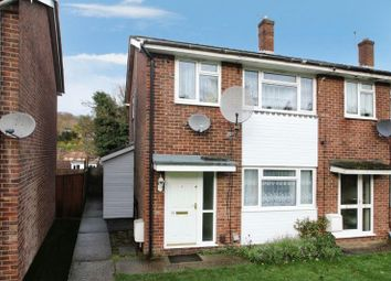 Thumbnail 3 bed end terrace house for sale in Bushey Close, High Wycombe