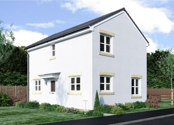 """3 bed mews house for sale in """"Cairns End"""" at Auchinleck Road, Robroyston, Glasgow G33"""