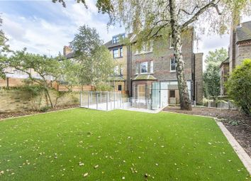 Thumbnail 4 bed flat for sale in Lyndhurst Road, Hampstead