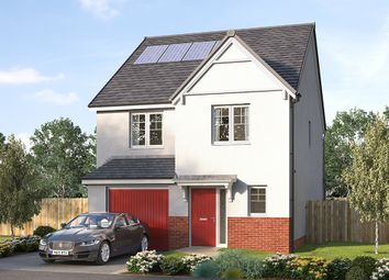 """Thumbnail 4 bed detached house for sale in """"The Narsbrook"""" at Aurs Road, Barrhead, Glasgow"""