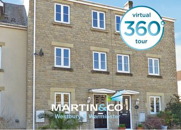 Thumbnail 4 bed terraced house to rent in Kersey Court, Frome