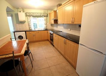 Thumbnail 2 bed terraced house to rent in Elthorne Road, London
