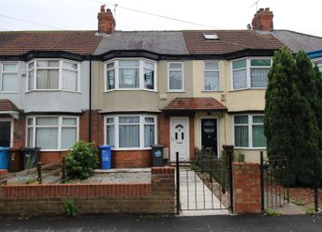 3 bed terraced house to rent in Sutton Road, Hull HU6
