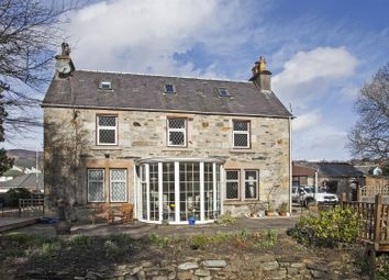 Thumbnail 5 bed detached house for sale in Ashbank House, Tomcroy Terrace, Pitlochry