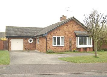 Thumbnail 2 bedroom bungalow to rent in All Saints Drive, North Wootton, King's Lynn