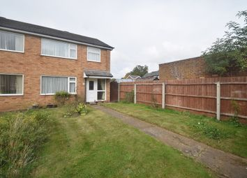 Thumbnail 3 bedroom semi-detached house for sale in Canterbury Gardens, Hadleigh, Ipswich