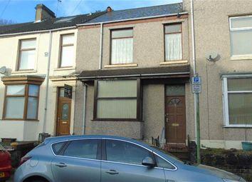 Thumbnail 2 bed terraced house for sale in Westbury Street, Swansea