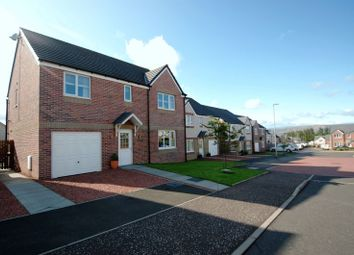 Thumbnail 5 bedroom detached house for sale in Tansay Drive, Chryston, Glasgow
