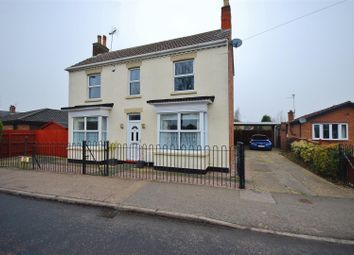 Thumbnail 4 bed detached house for sale in Pennygate, Spalding