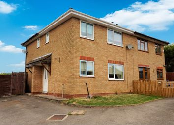 2 bed terraced house for sale in Willow Drive, Groby, Leicester LE6