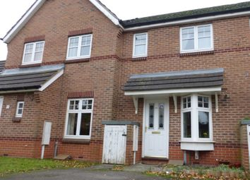Thumbnail 2 bed terraced house for sale in Thomas Chapman Grove, Southbridge, Northampton