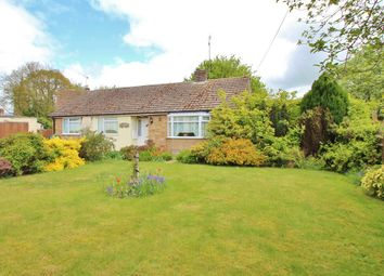Thumbnail 2 bedroom detached bungalow for sale in Woolpit, Bury St Edmunds, Suffolk
