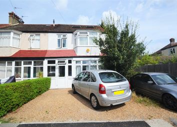 Thumbnail 4 bed end terrace house to rent in Firstway, London