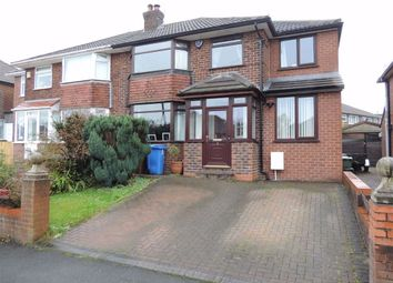 4 bed semi-detached house for sale in Northdown Avenue, Woodley, Stockport SK6