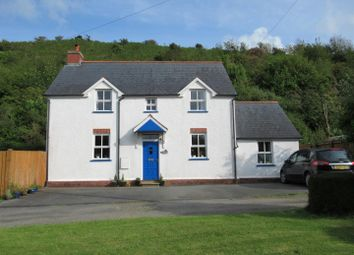 Thumbnail 4 bedroom detached house for sale in Mai Cottage, Cwmcanol, Dinas Cross