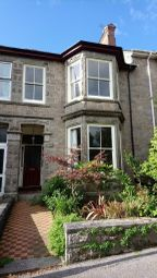 Thumbnail 4 bedroom terraced house for sale in Pendarves Road, Penzance