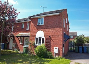 Thumbnail 2 bedroom semi-detached house to rent in Welham Grove, Retford