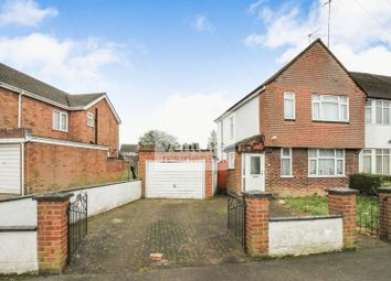 Thumbnail 3 bed end terrace house for sale in Poynters Road, Dunstable