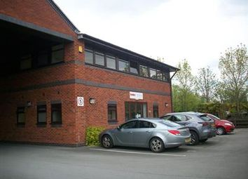 Thumbnail Office to let in First Floor, Suite 4, Alexander House, Waters Edge Business Park, Campbell Road, Stoke, Stoke On Trent, Staffordshire