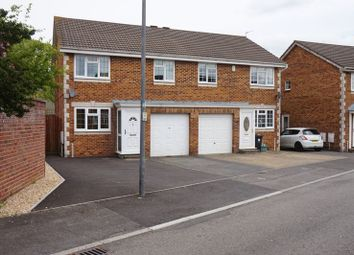 Thumbnail 4 bed semi-detached house to rent in Crows Grove, Bradley Stoke, Bristol