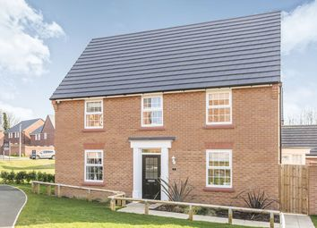Thumbnail 4 bed detached house for sale in Cossack Walk, Elworth, Sandbach