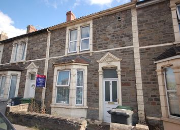 Thumbnail 2 bed terraced house to rent in Cecil Road, Kingswood, Bristol