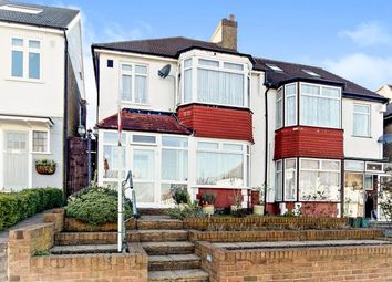 Thumbnail 3 bed semi-detached house for sale in Norton Gardens, London