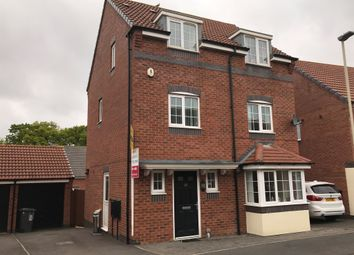 Thumbnail 5 bedroom detached house for sale in Stillington Crescent, Hamilton, Leicester