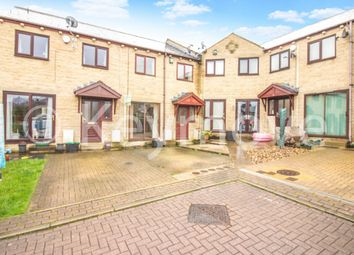 Thumbnail 3 bed terraced house for sale in Summerfield Court, Holmfield, Halifax