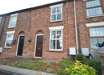Thumbnail 2 bed terraced house to rent in Wybunbury Road, Willaston, Nantwich