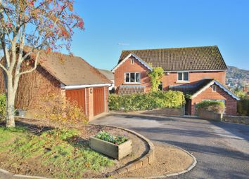 Thumbnail 4 bed detached house for sale in St. Georges Hill, Lyme Regis