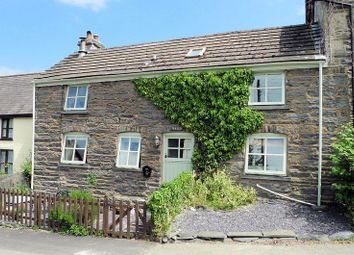 Thumbnail 2 bed cottage to rent in Nantglyn, Denbigh