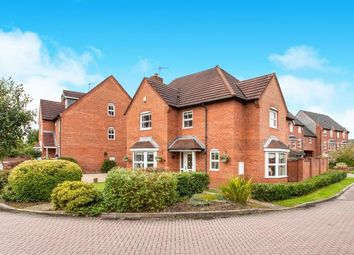 Thumbnail 4 bed detached house for sale in Lady Acre Close, Lymm, Cheshire