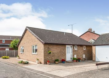 Sandstone Way, Roydon, Diss IP22. 2 bed detached bungalow