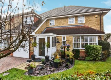 Thumbnail 4 bed detached house for sale in Attlee Way, Dereham