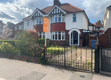 Thumbnail 3 bed semi-detached house to rent in Sutton Road, Mansfield