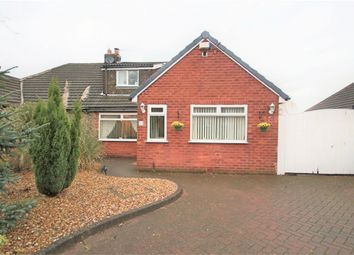Thumbnail 3 bed semi-detached bungalow for sale in Woodland Avenue, Hindley Green, Hindley Green, Lancashire