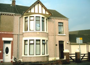Thumbnail 3 bed flat to rent in Tydraw Street, Port Talbot