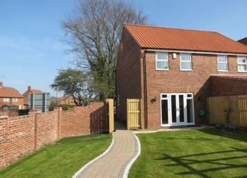 Thumbnail 2 bedroom semi-detached house to rent in Weighbridge Close, Kirkbymoorside