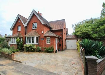 3 bed semi-detached house for sale in Church Lane, Wormley, Broxbourne, Hertfordshire EN10
