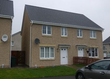Thumbnail 3 bed semi-detached house to rent in Doocot Court, Elgin