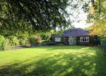 Thumbnail 2 bed detached bungalow for sale in Darras Road, Darras Hall, Newcastle Upon Tyne, Northumberland
