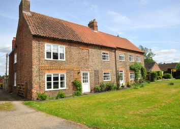 Thumbnail 3 bed cottage for sale in Newby Wiske, Northallerton