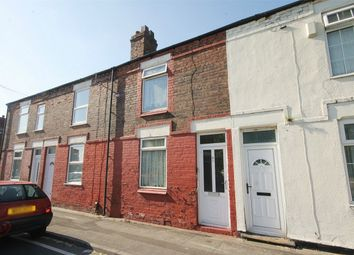 Thumbnail 2 bedroom terraced house for sale in Scott Street, Warrington