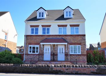 Thumbnail 4 bedroom semi-detached house for sale in Flass Lane, Barrow-In-Furness
