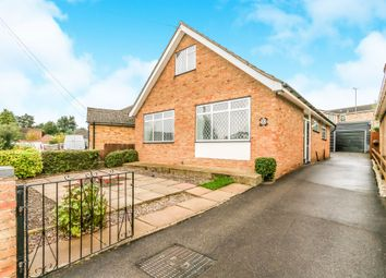 Thumbnail 3 bedroom detached bungalow for sale in Cresswell Road, Rushden