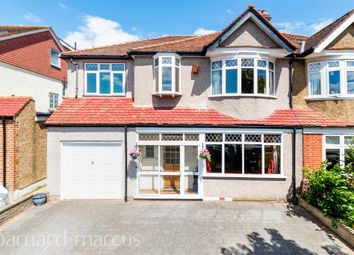 Thumbnail 5 bedroom semi-detached house for sale in Ebbisham Road, Worcester Park