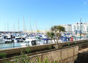 Thumbnail 3 bed flat for sale in Merton Court, Brighton Marina Village, Brighton