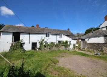 Thumbnail Detached house for sale in Chapel Amble, Wadebridge