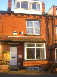 Thumbnail 1 bed terraced house to rent in The Village Street, Burley, Leeds